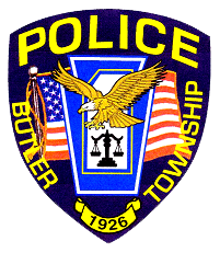Butler Township Police Patch