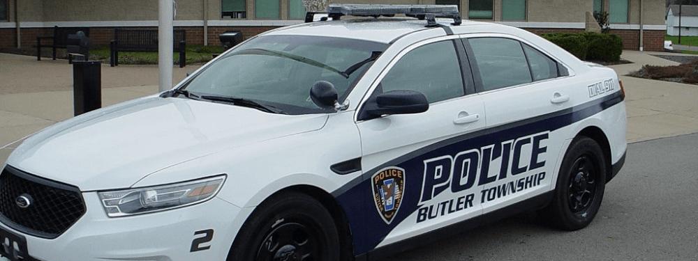 Butler Township Police Cruiser